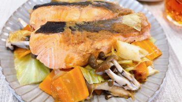 鮭のちゃんちゃん焼きのレシピ!北海道の郷土料理をフライパンで作ろう #ご当地レシピ