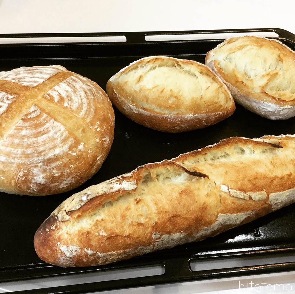 別の日に焼いたパン