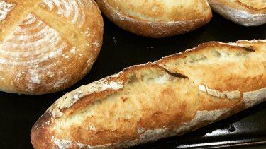 【石窯ドームのレビュー】このオーブンで憧れのハードパンがついに焼けた!