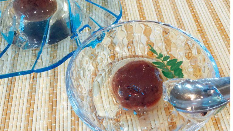 和菓子で涼を楽しもう!ひんやり水まんじゅうのレシピ