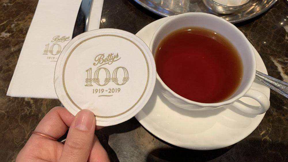 ヨークの老舗ティールーム「Bettys Tearoom」#ロンドン女子の英国日記