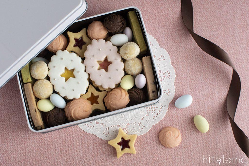 召しませ乙女のときめくアイシングクッキー。マドモアゼル Cの「プティミニョンボックス」
