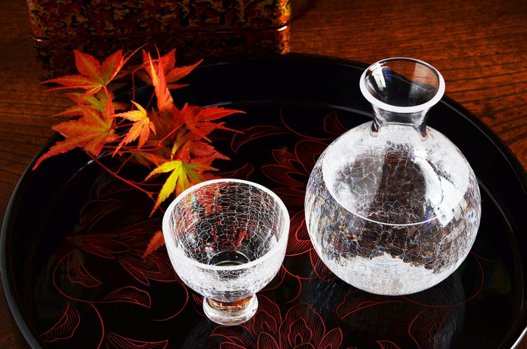 「秋あがり」「冷やおろし」秋の日本酒