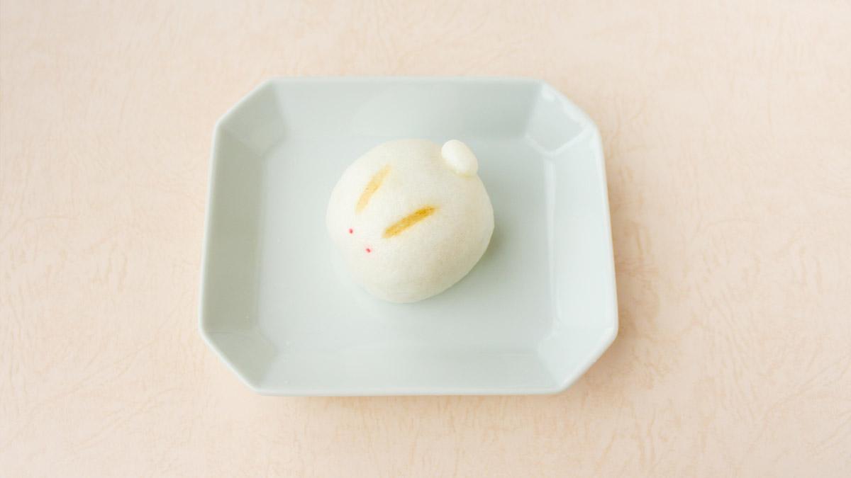 お月見 #和菓子女子の日記