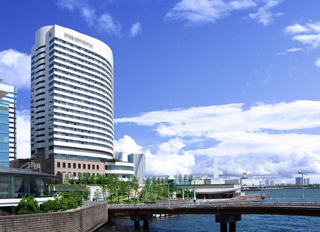 ホテル インターコンチネンタル 東京ベイ(外観)