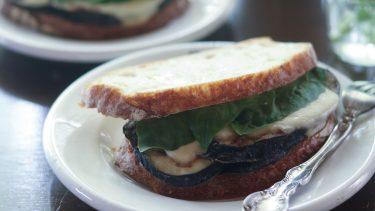 ナスのサンドイッチにチャレンジ! #ホマレ姉さんのレシピ