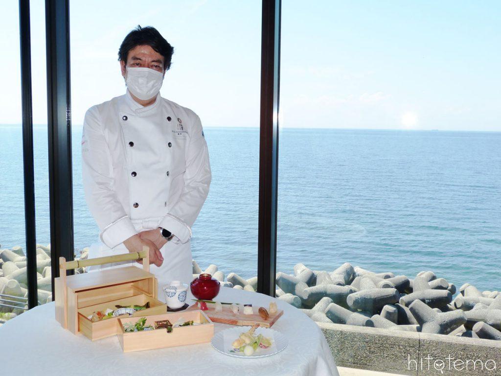05_青の舎_料理と料理人山下さん