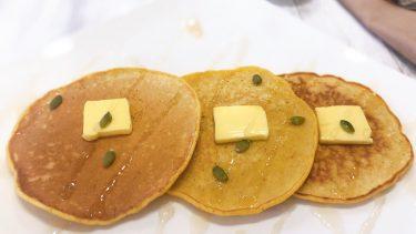 ハロウィンに!ディズニー公式レシピ「パンプキンパンケーキ」(Pumpkin Pancakes)