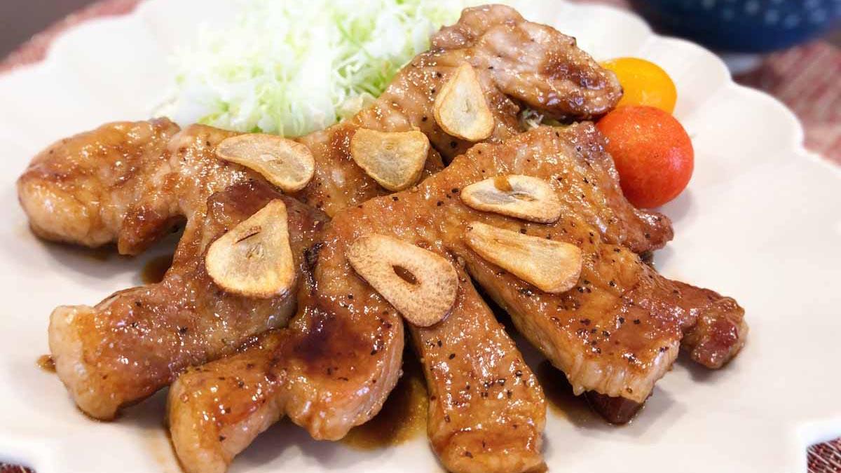 三重県のスタミナグルメ!四日市とんてきで元気をチャージ! #ご当地レシピ