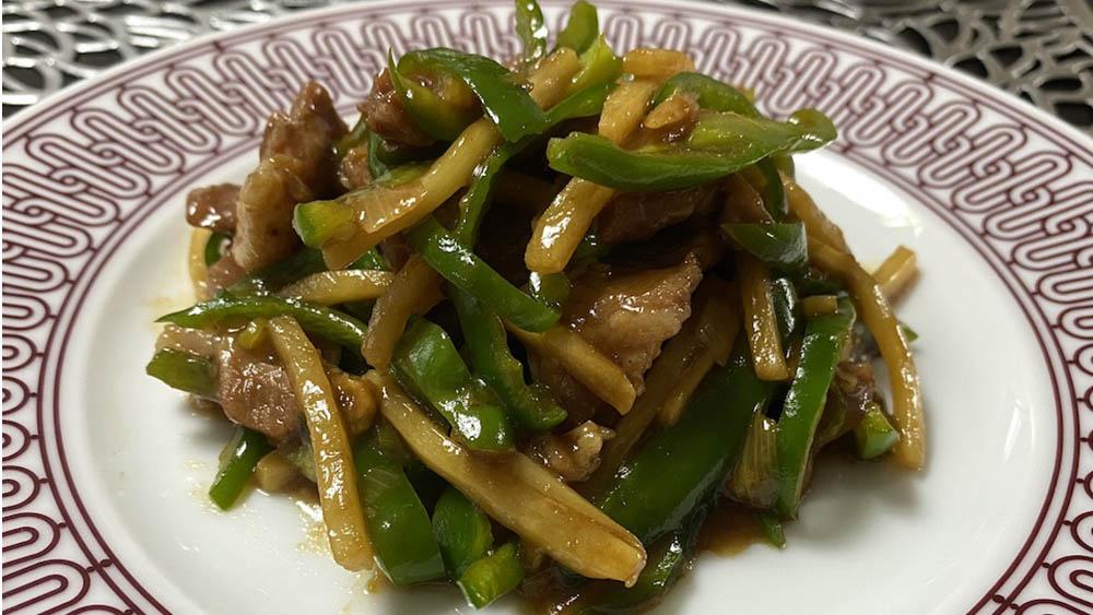 簡単で絶品!中国・青椒肉絲(チンジャオロースー)のレシピ #世界の料理