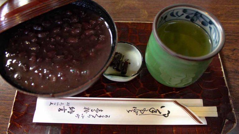 肌寒い季節に恋しくなるぜんざいの魅力 #和菓子女子の日記