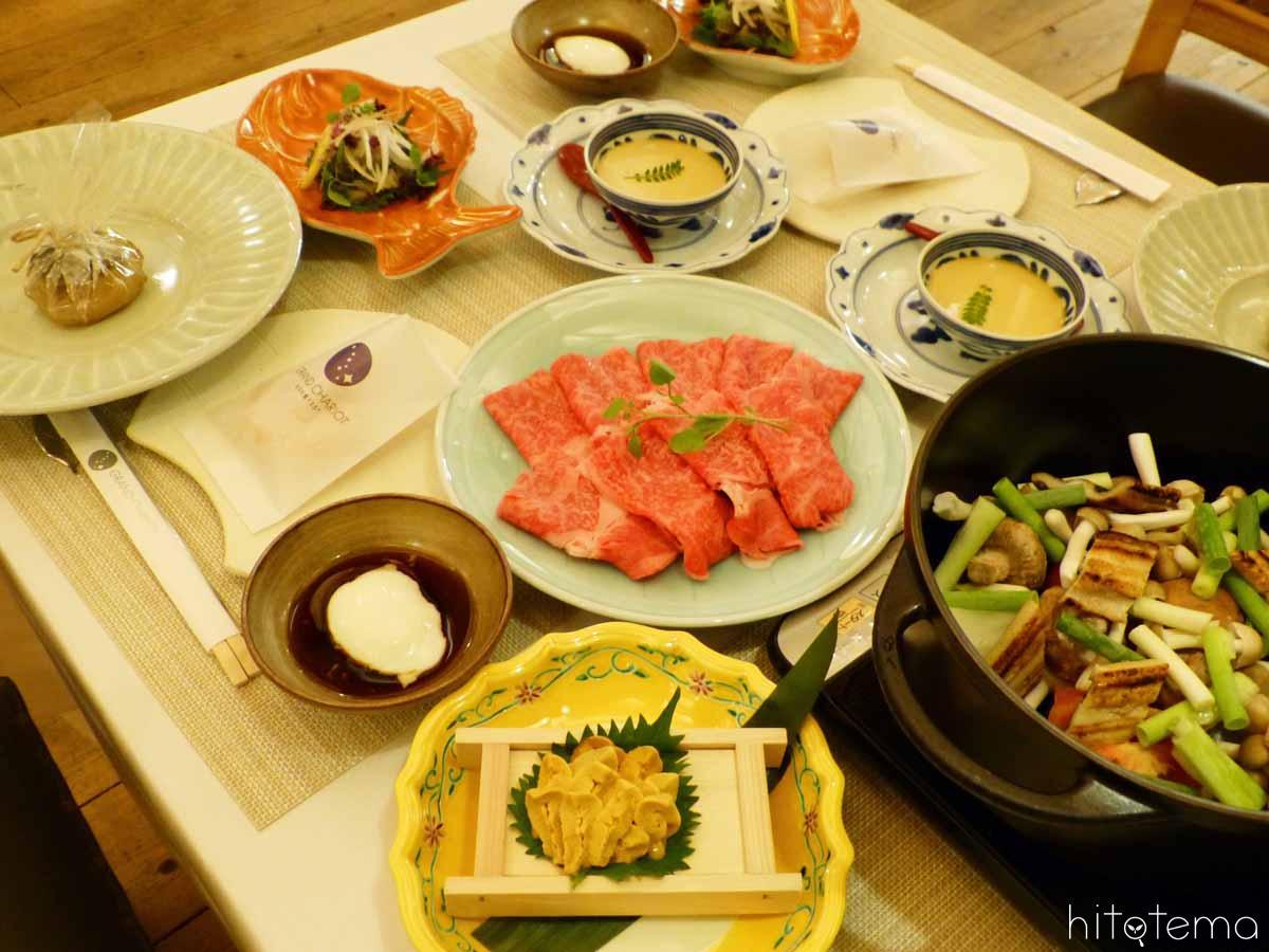 HAL YAMASHITA新和食コース
