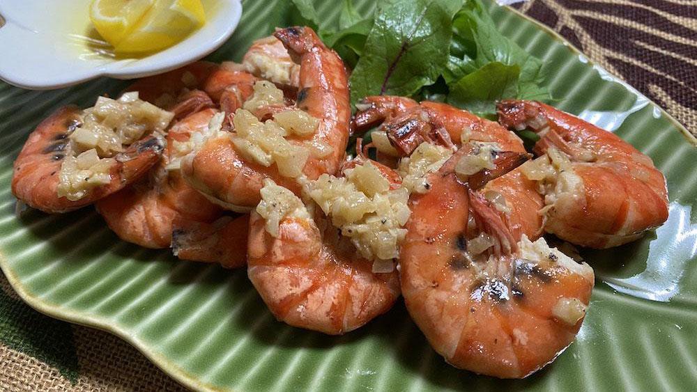 大人気のハワイ名物!ガーリックシュリンプのレシピ #世界の料理