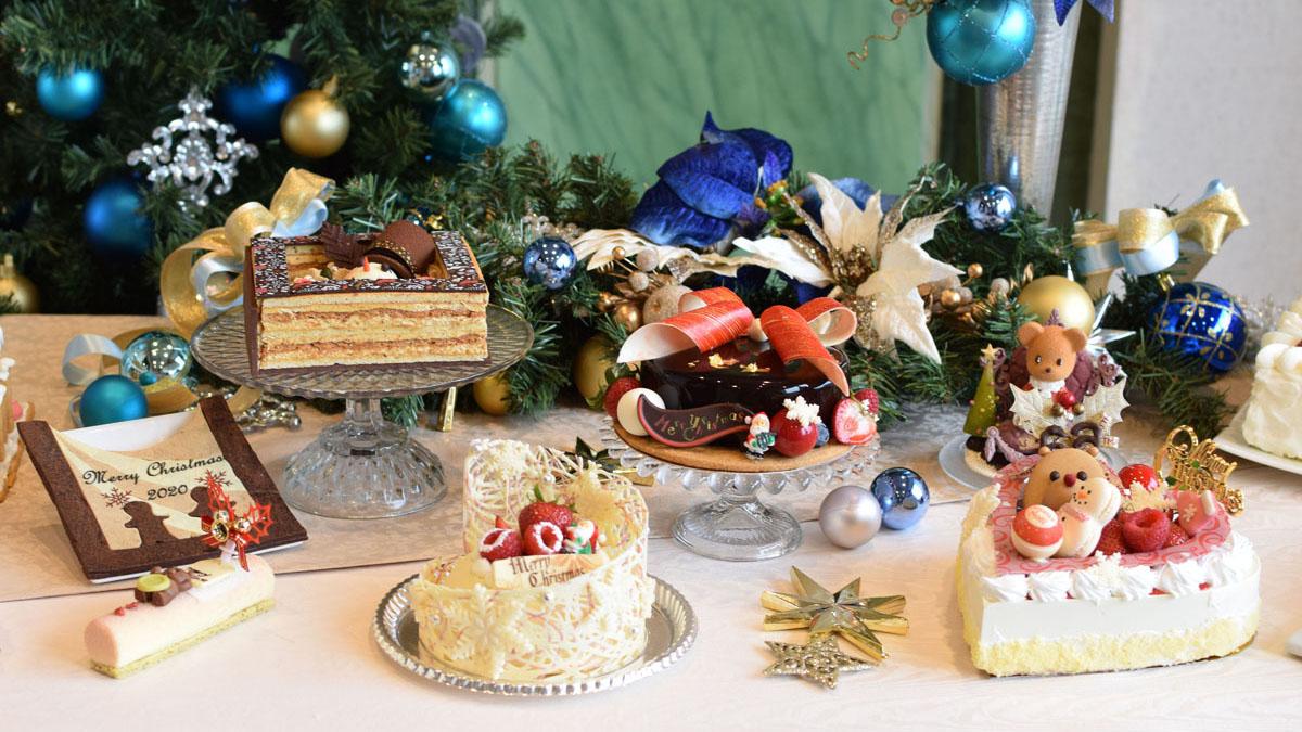 新作続々!ロイヤルパークホテルの2020年クリスマスケーキ試食会レポート