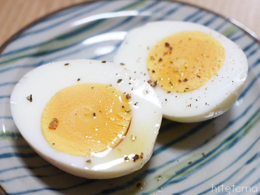 ナンプラーゆで卵