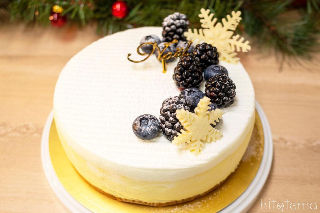 チーズケーキ –ブランネージュ–