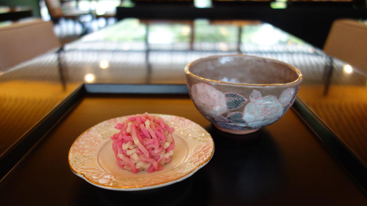 新しい伝統を感じよう!虎屋 京都ギャラリーで開催「京の伝統産業 × Paris × Wagashi」
