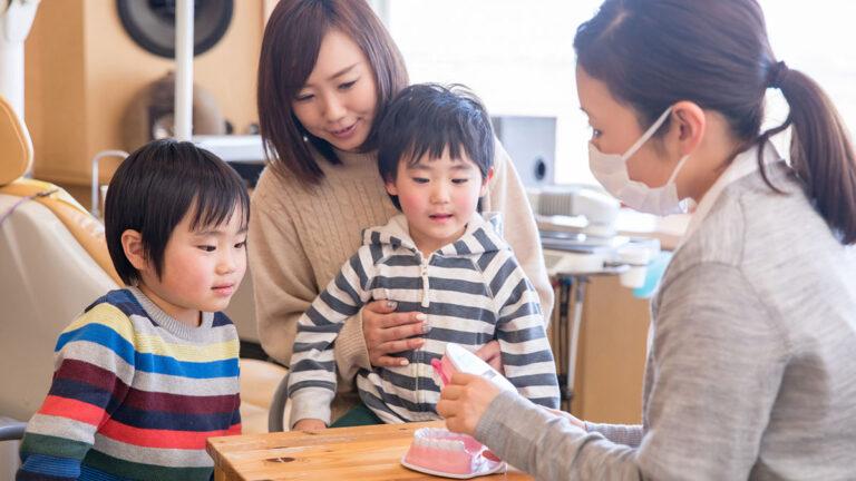 歯医者さんで食育って何するの?子どもに必要なの? #歯科衛生士の歯の教室
