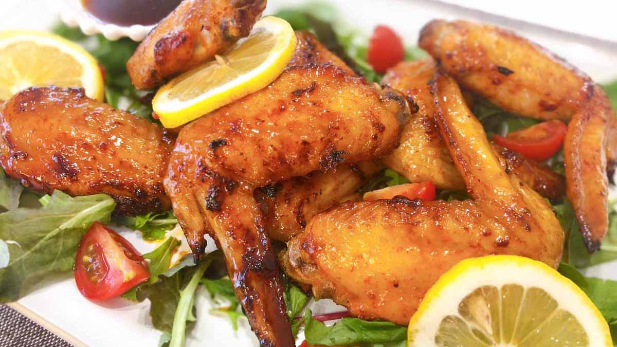 【和訳付き】ディズニー公式レシピ「ハニーコリアンダーチキンウイング」ポイント解説も!(Honey-Coriander Chicken Wings)