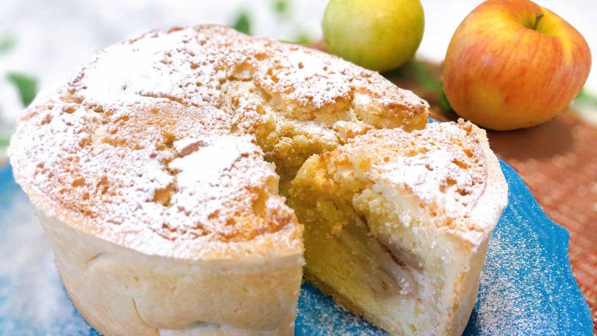 【和訳付き】ディズニー公式レシピ「アップルパイ」ポイント解説も!(Apple pie)