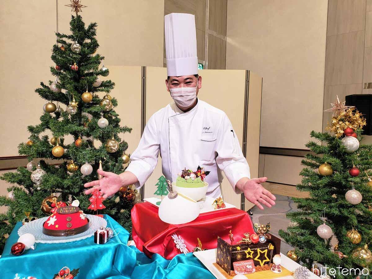 パティシエがクリスマスケーキに込めた想い