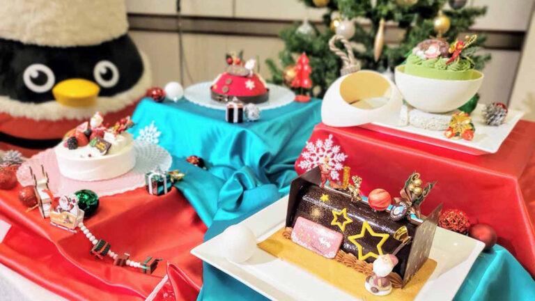 シェラトン・グランデ・トーキョーベイ・ホテルの2020年クリスマスケーキ試食会をレポ!