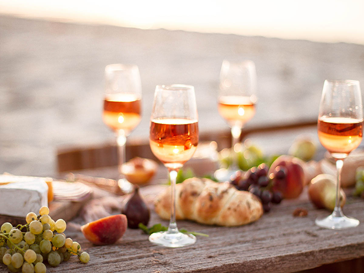オレンジワインに合う料理