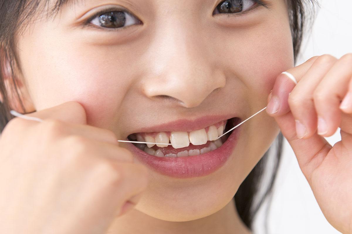 歯と歯の間のケア方法