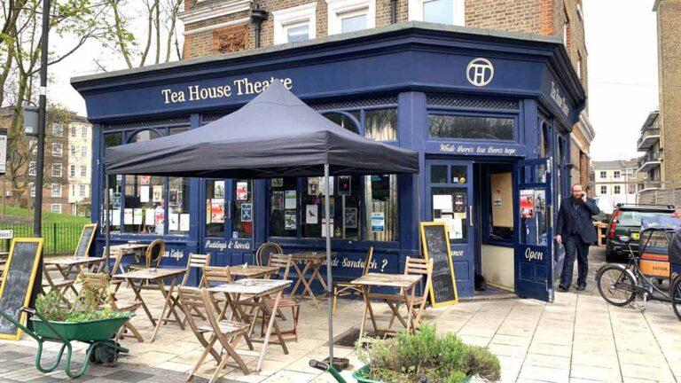 舞台と紅茶の夢の共演!ザ ・イギリスを味わえるティーハウスシアター #ロンドン女子の英国日記