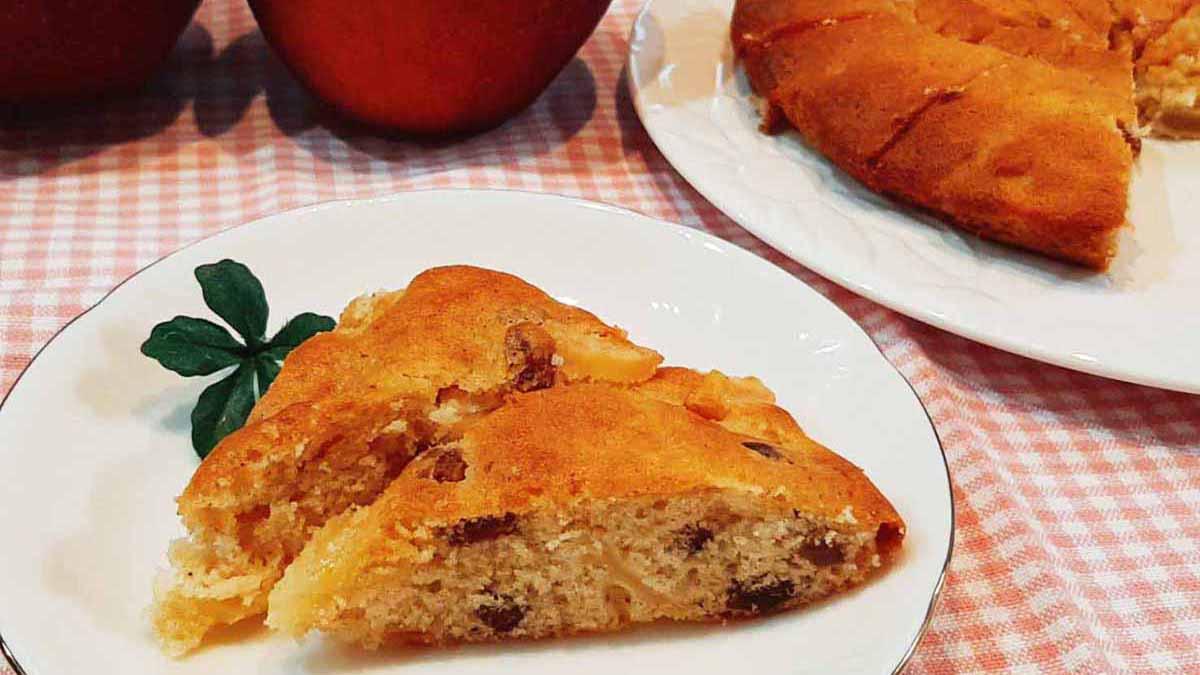 シナモン香る、しっとり美味しいりんごケーキのレシピ