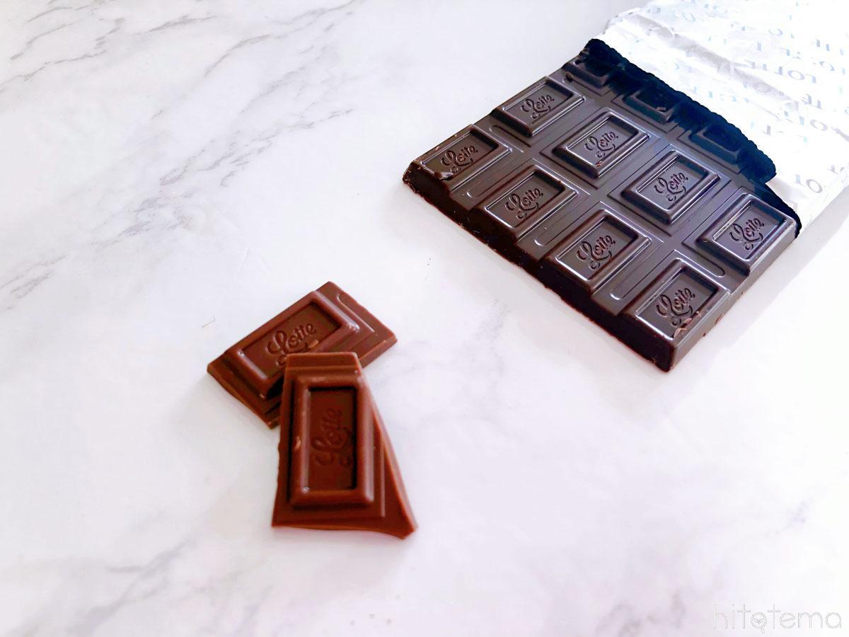 お菓子作りで使うチョコレートは板チョコレートでもいいの?