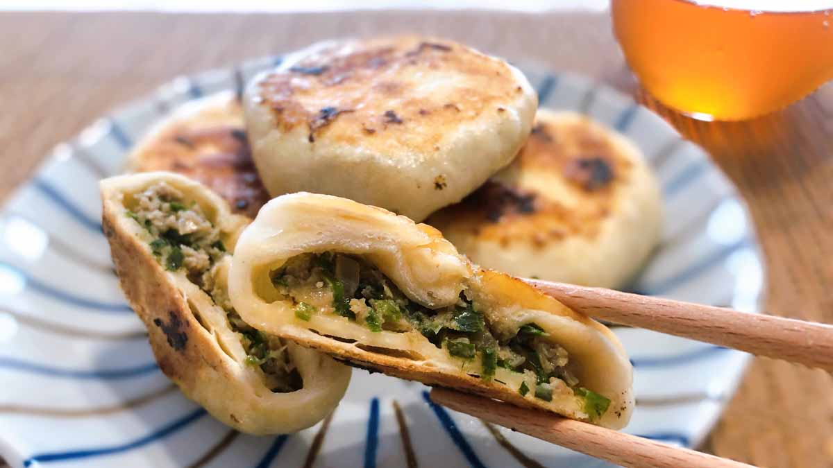 【長野県のおやき】おかず系&おやつ系、手軽な2種 #ご当地レシピ