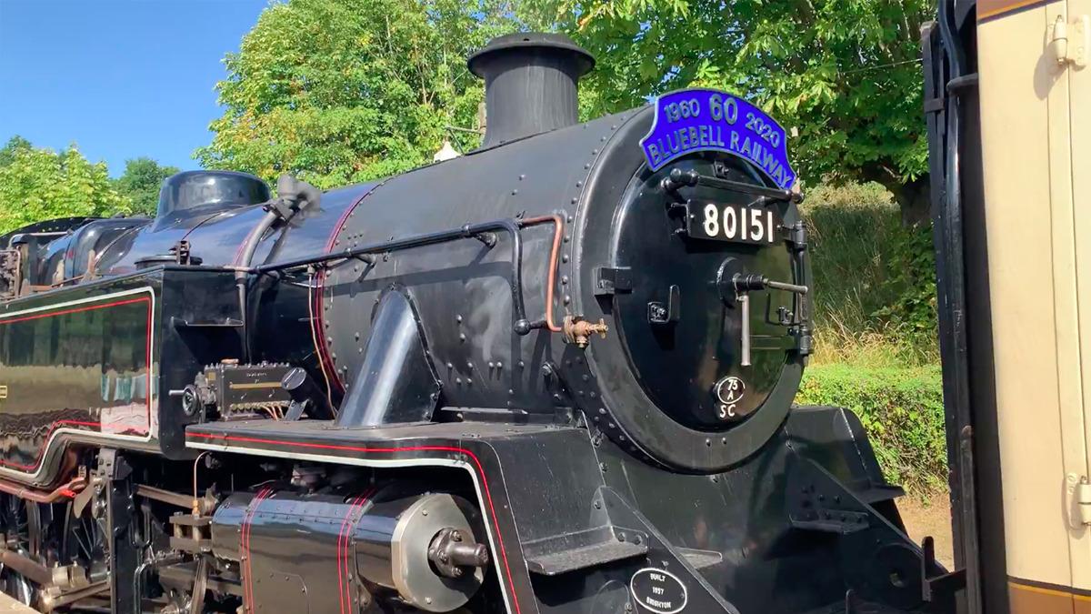 イギリスの保存鉄道!ブルーベル鉄道でプラウマンズ・ランチ #ロンドン女子の英国日記