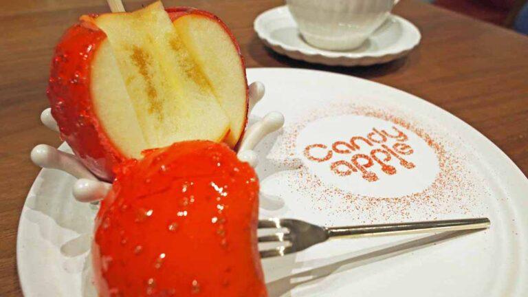 行列のできるりんご飴専門店「代官山CandyApple」その魅力に迫ってみた!