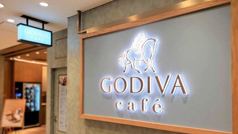 国内初「GODIVA café Tokyo」が東京駅に誕生!オリジナルフードも多数