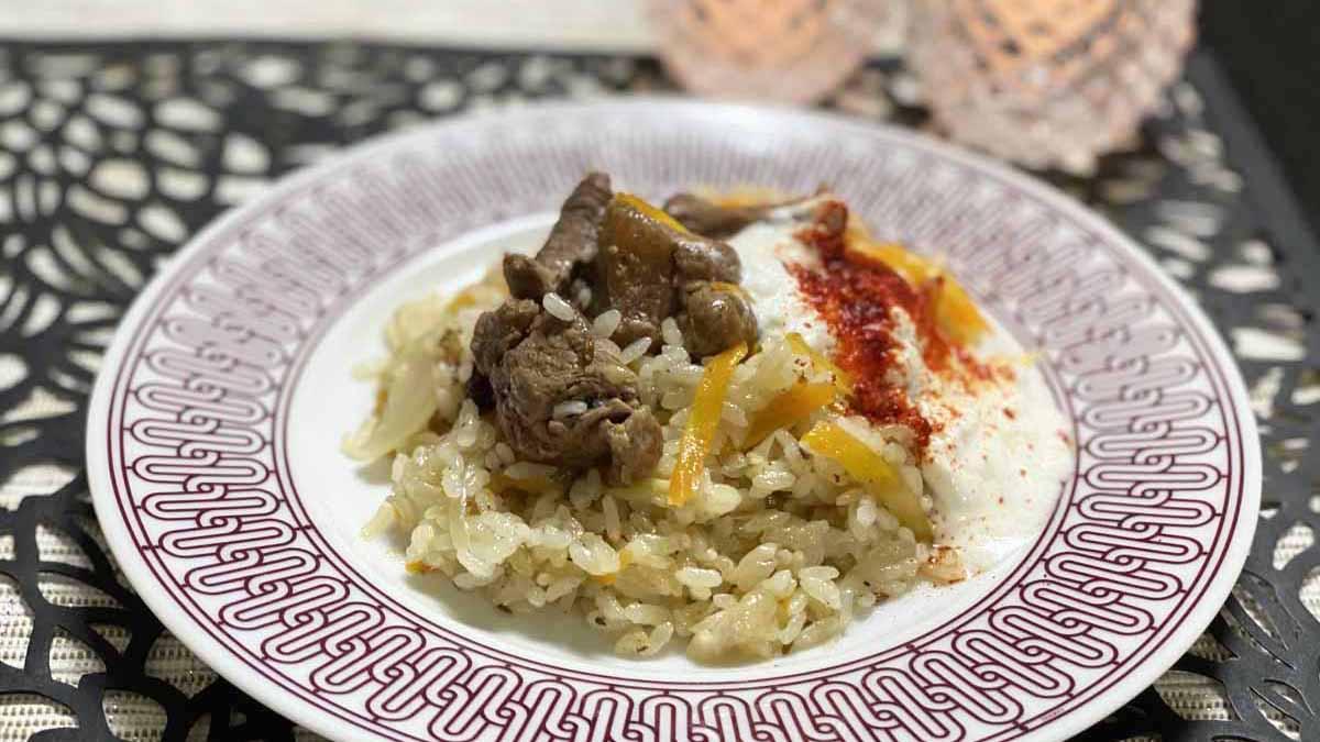 ラム好きにはたまらないご飯もの!ウイグル「ポロ」レシピ #世界の料理