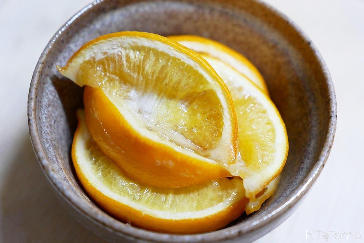 塩レモン(即席)