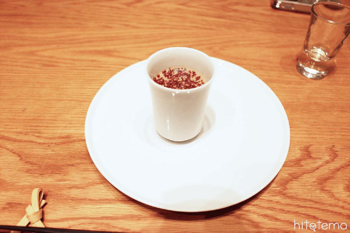 マッシュルームスープ2