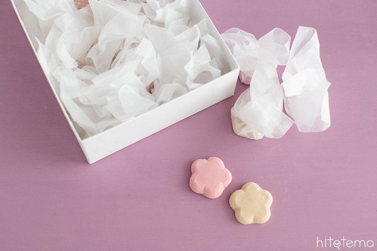 太宰府天満宮御用商が作る梅のお菓子。菓子処 梅園の「飛梅」