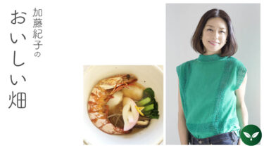 #加藤紀子のおいしい畑