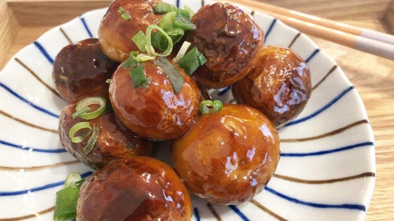 福島の郷土料理!新じゃがで作る味噌かんぷら #ご当地レシピ