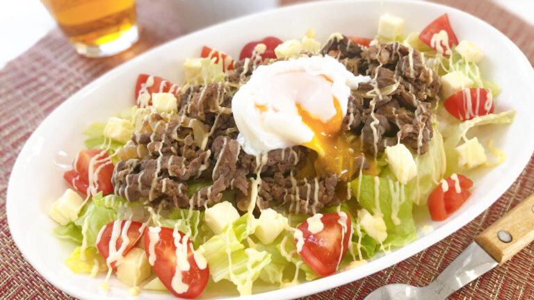 野菜×肉×マヨ! 佐賀県のソウルフード「シシリアンライス」 #ご当地レシピ