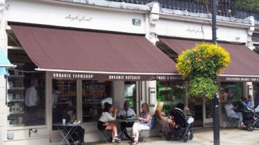 イギリスで愛されるオーガニックショップ「デイルズフォード」 #ロンドン女子の英国日記