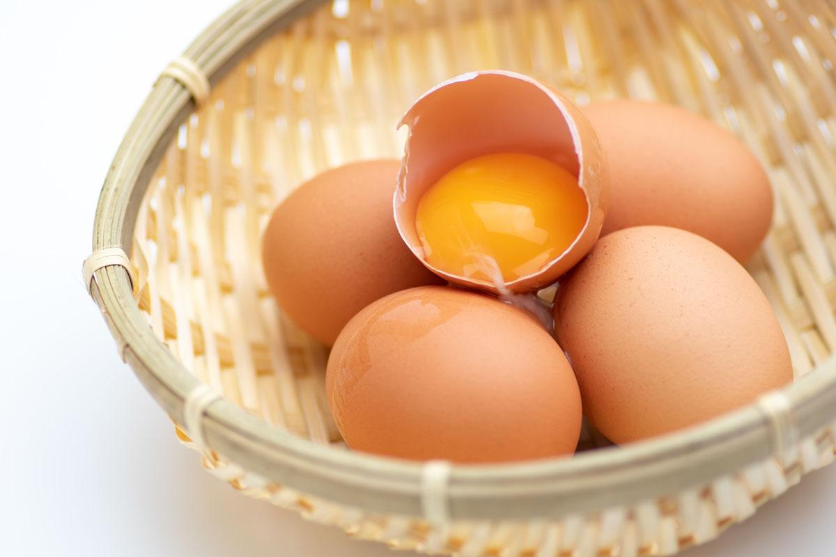 卵の三大特性がお菓子作りに役立つ!