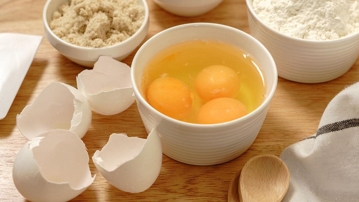 【卵の基本】お菓子作りにおける卵の役割と保存法など基本のQ&A