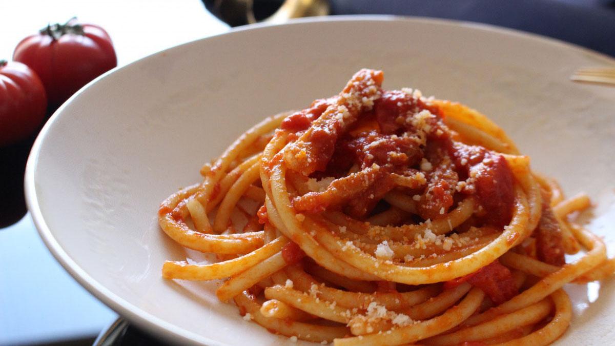 アマトリチャーナで堪能するラツィオの魅力!滋味に富む食材とともに #イタリアからのレシピ直行便