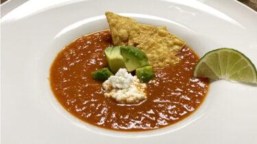 朝食にも!メキシコのソパデトルティーヤ(Sopa de Tortilla)のレシピ #世界の料理