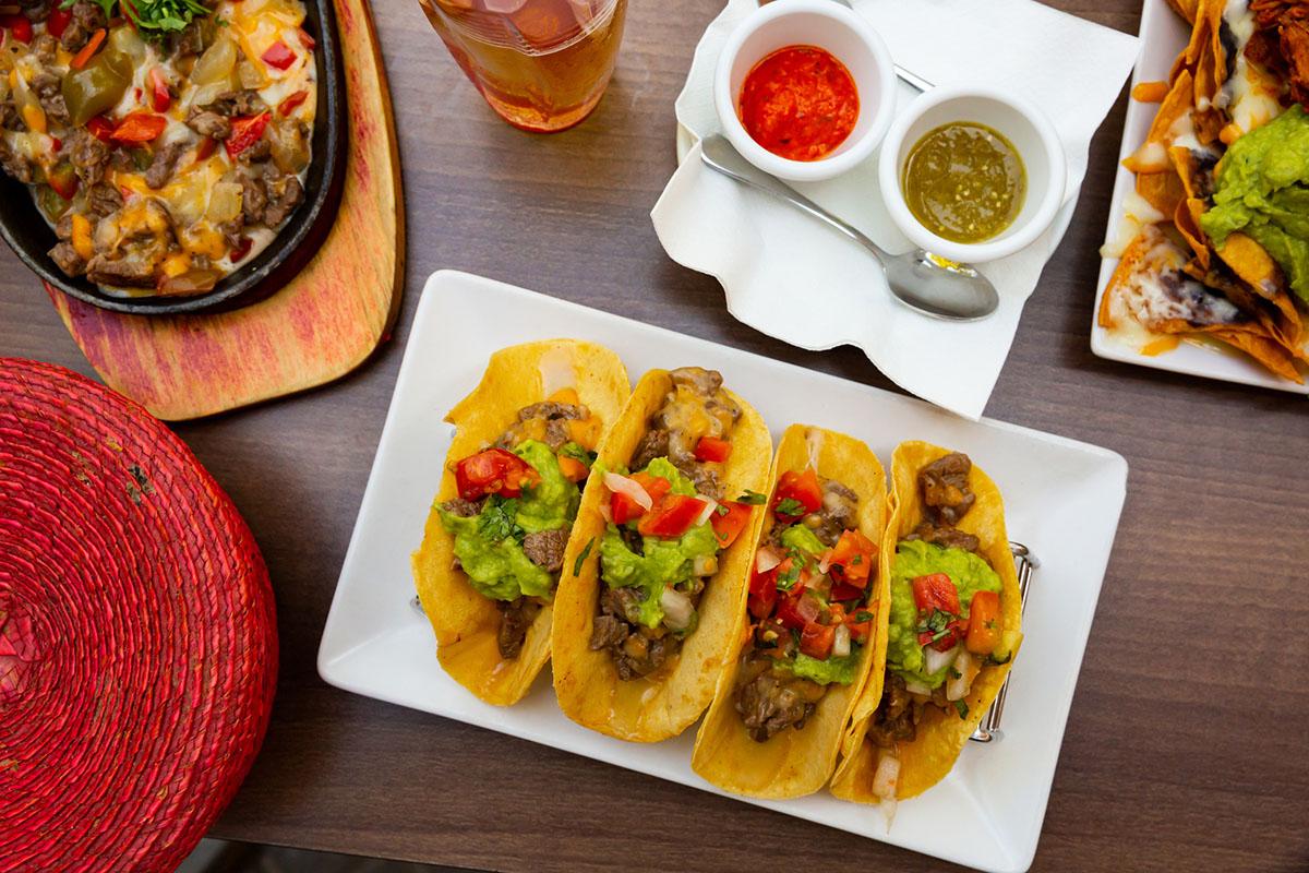 メキシコ料理の特徴
