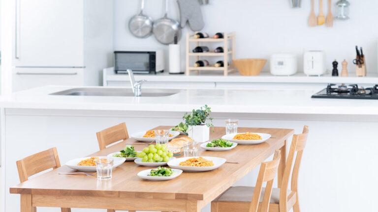 料理がしやすいキッチンレイアウトのポイントとは?
