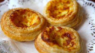 老舗ティールーム「ニューエンズ」でイギリス菓子「メイズ・オブ・オナー」を堪能 #ロンドン女子の英国日記